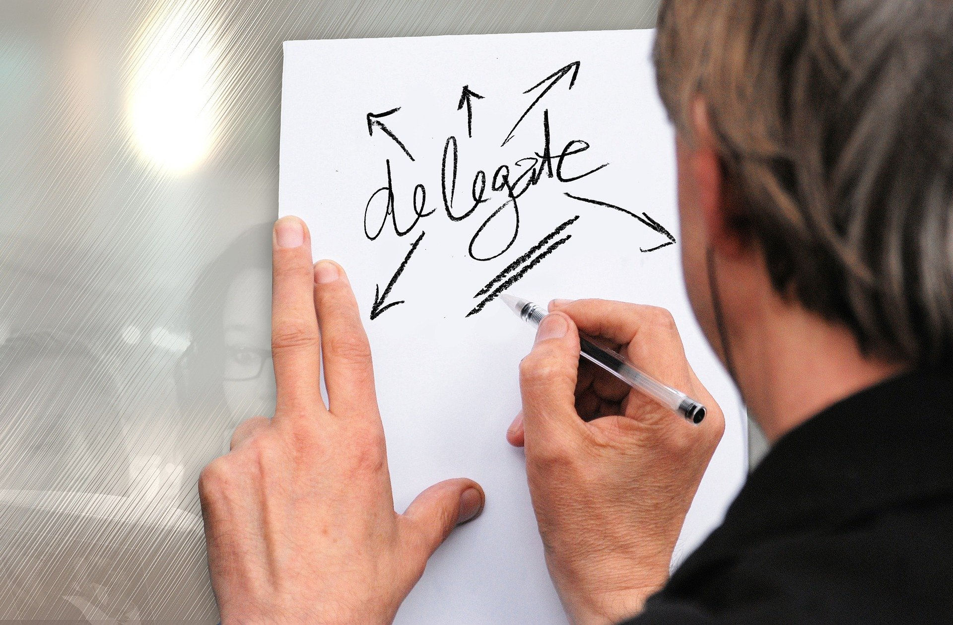 delegare