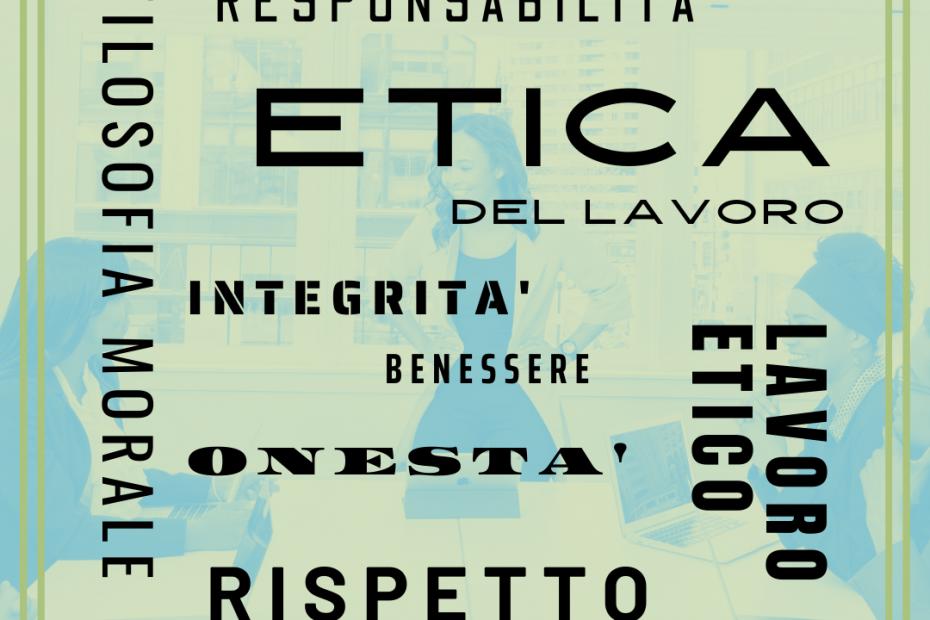 etica del lavoro