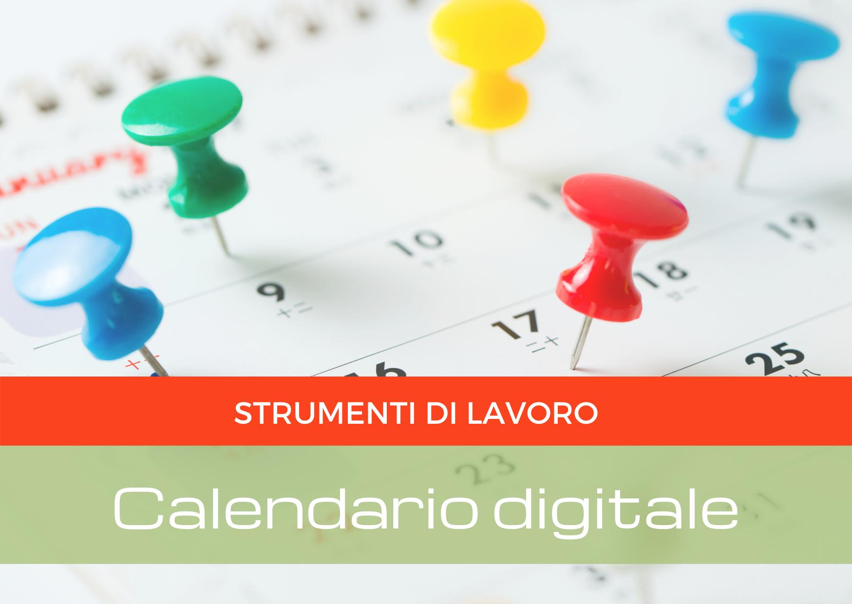 calendario digitale